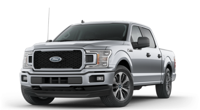 2020 Ford F-150 STX 4x4 XL  SuperCrew 5.5 ft. SB